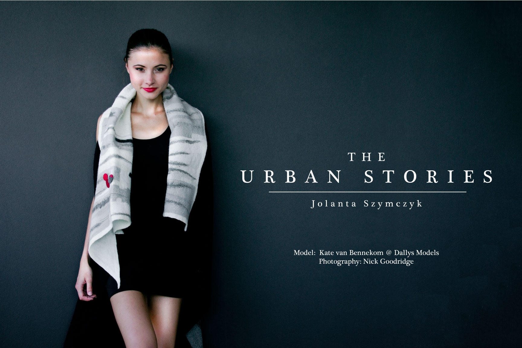 Urban Stories Wearable Art by Jolanta Szymczyk